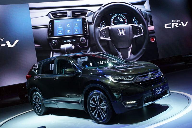 Honda CR-V Turbo
