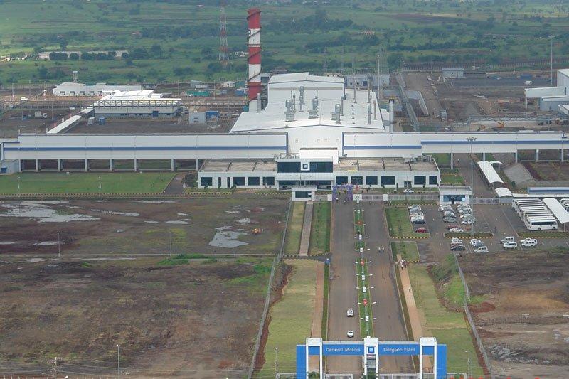 Pabrik GM India Talegaon