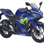 Yamaha R25 Movistar MotoGP