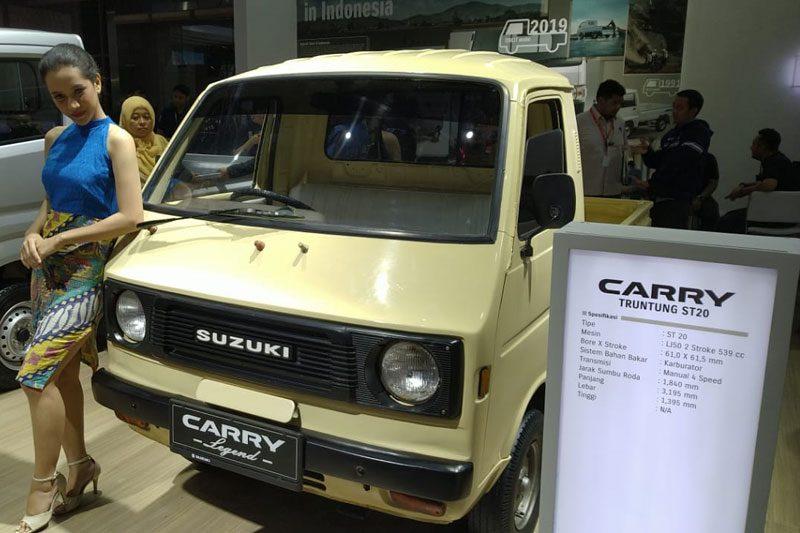 Suzuki Carry ST20