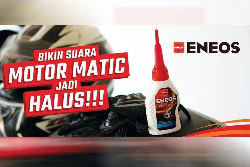 eneos scooter gear oil