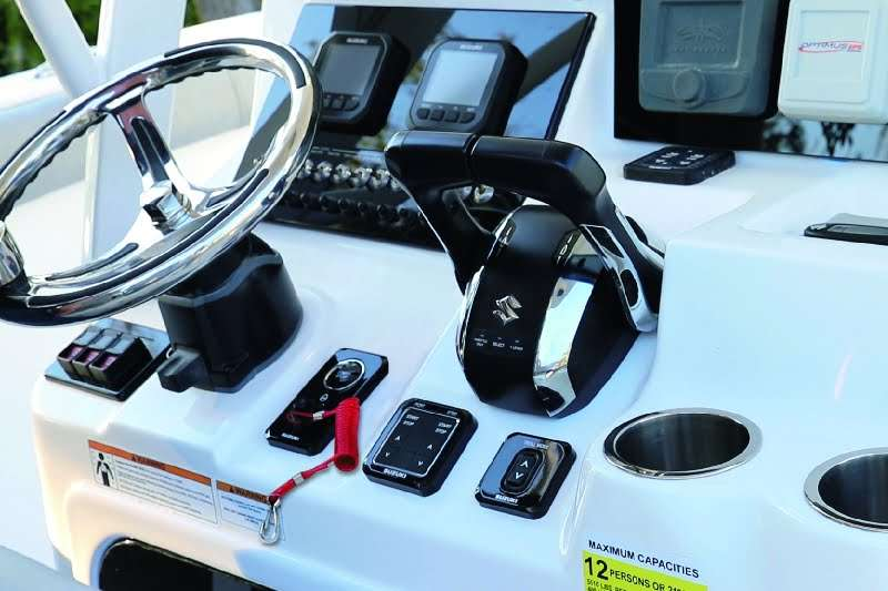 Aksesori New Suzuki Precision Control